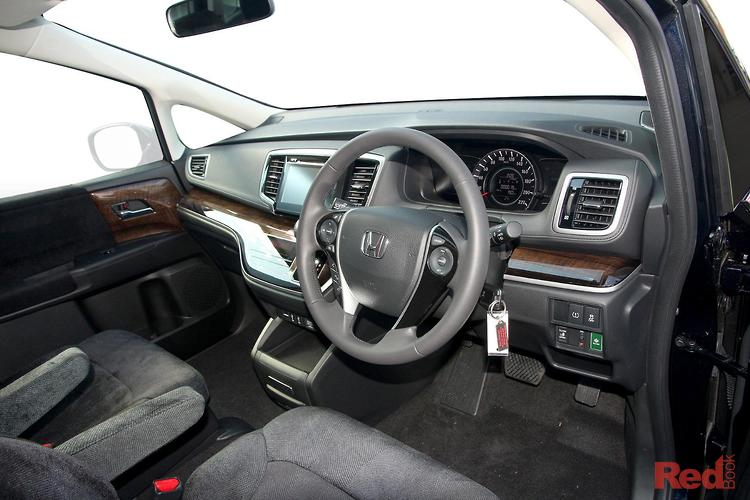 2019 Honda Odyssey VTI 5TH GEN MY19
