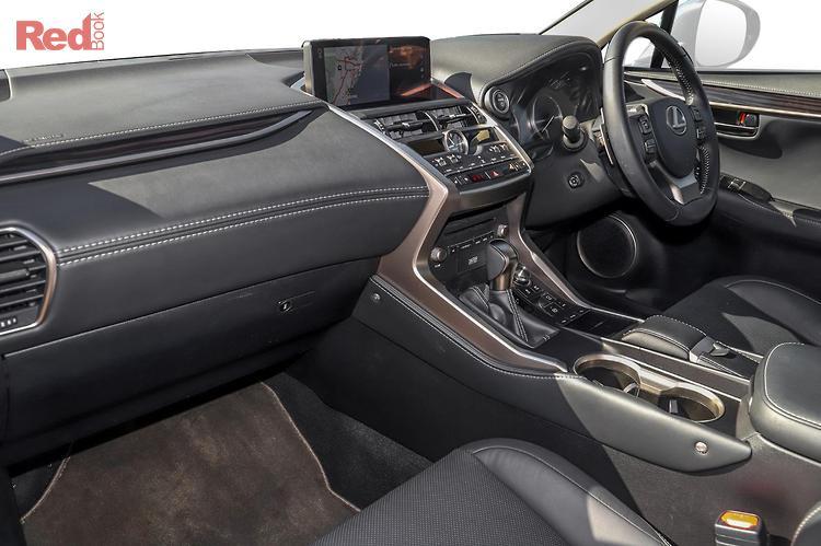 2019 Lexus NX NX300H Sports Luxury AYZ15R AWD
