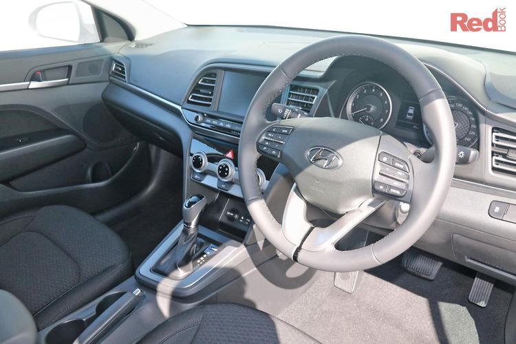 2019 Hyundai Elantra Active AD.2 MY19