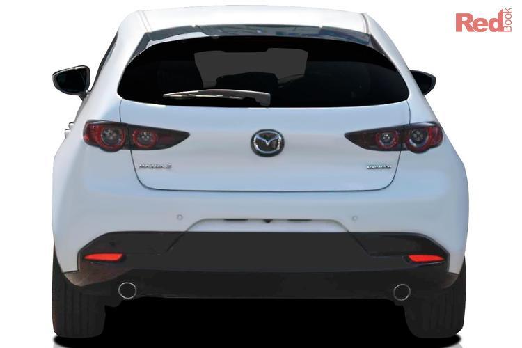 2019 Mazda 3 G25 Evolve BP Series