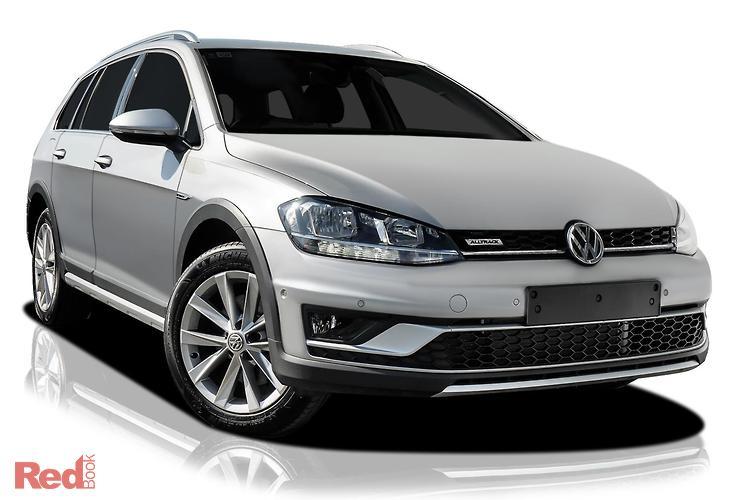 2019 Volkswagen Golf Alltrack 132TSI 7.5 MY19.5