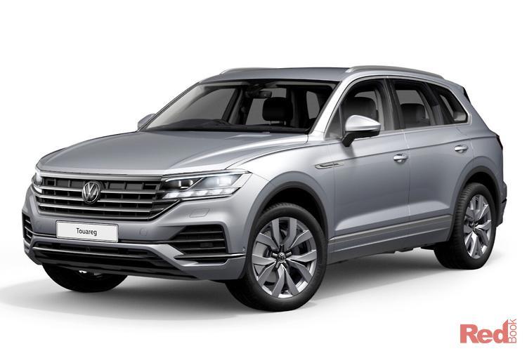 2019 Volkswagen Touareg 190TDI Premium CR MY20
