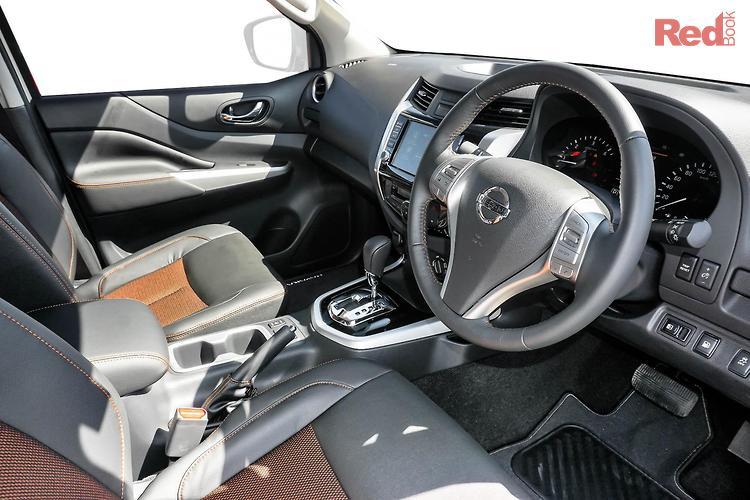 2019 Nissan Navara N-Trek D23 Series 4 4X4 Dual Range