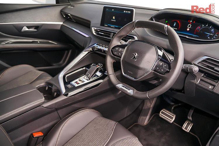 2018 Peugeot 3008 GT Line P84 MY18
