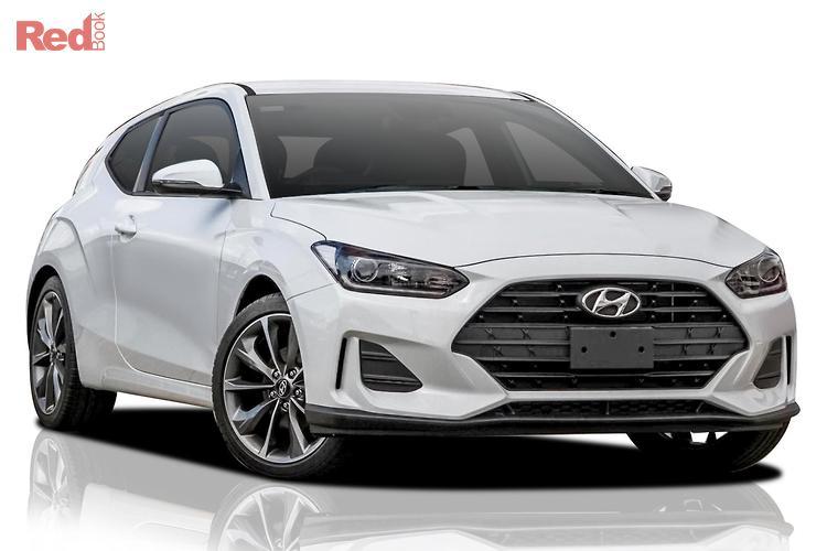 2019 Hyundai Veloster JS MY20