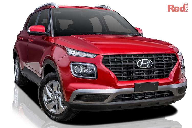 2019 Hyundai Venue Active QX MY20