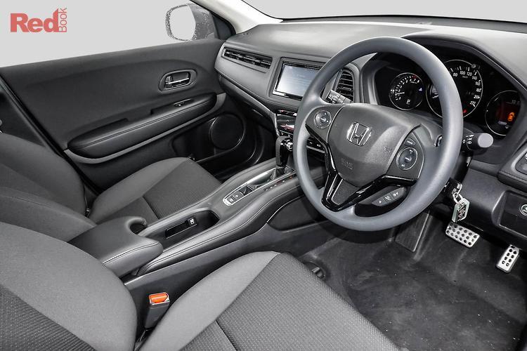 2019 Honda HR-V 50 Years Edition MY20 MY20