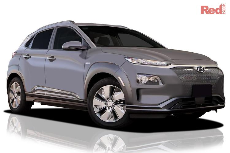 2019 Hyundai Kona Electric Highlander OS.3 MY19