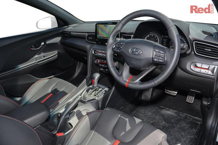 2019 Hyundai Veloster Turbo Premium JS MY20