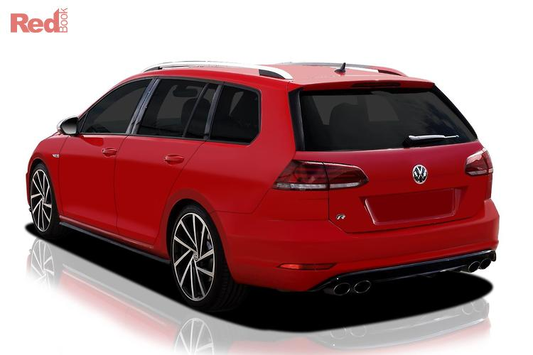 2019 Volkswagen Golf R 7.5 MY19.5