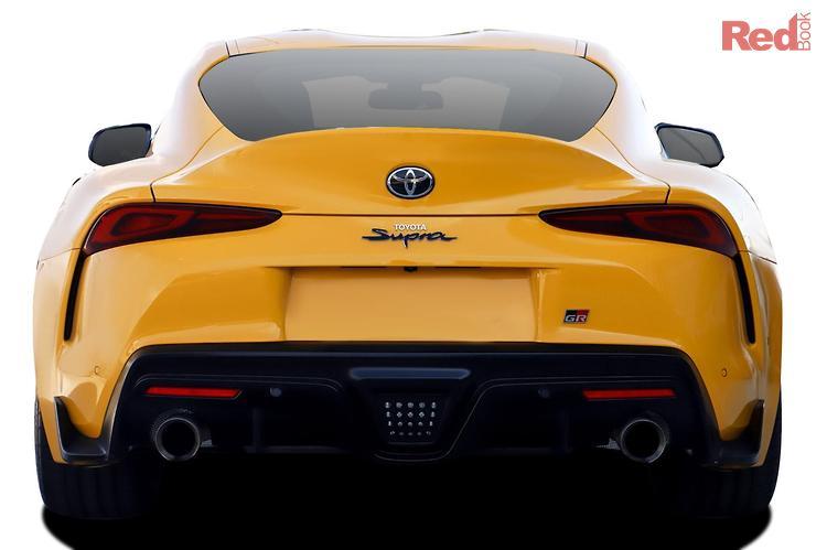 2019 Toyota Supra GR GTS A90