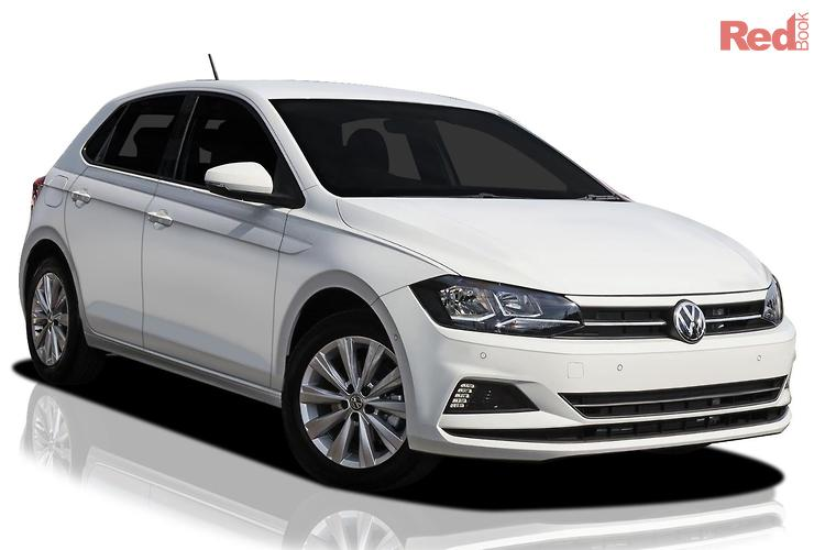 2019 Volkswagen Polo 85TSI Style AW MY20