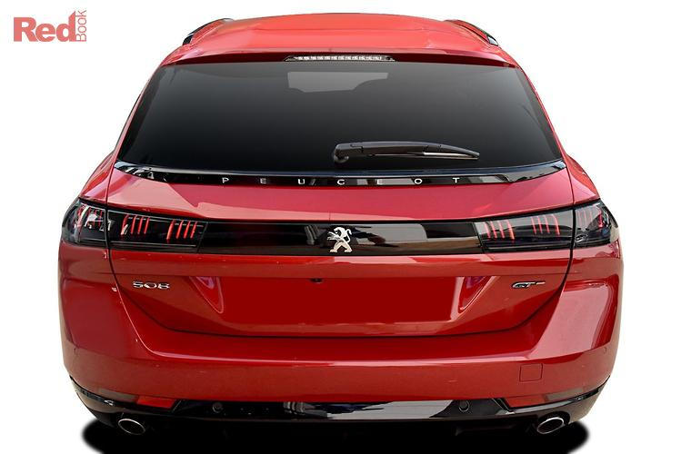 2019 Peugeot 508 GT R8 MY19