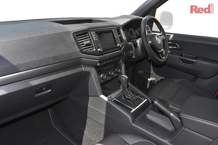 2019 Volkswagen Amarok TDI550 Canyon 2H MY19