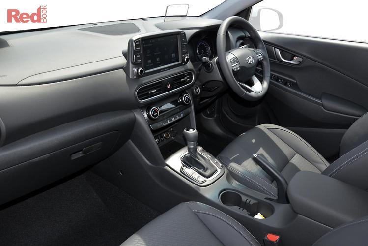 2020 Hyundai Kona Highlander OS.3 MY20