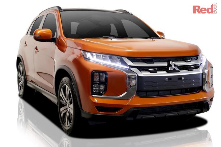 2020 Mitsubishi ASX Exceed XD MY20