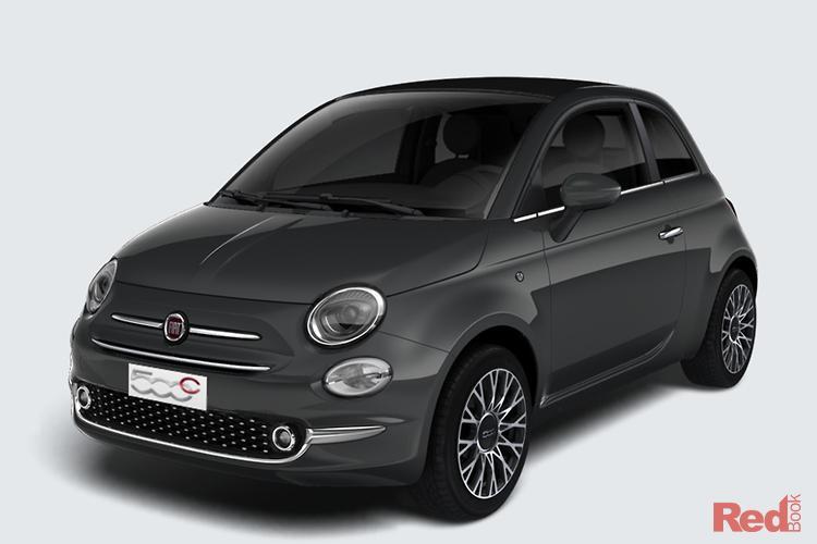 2021 Fiat 500C Club Series 8