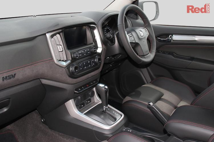 2019 Holden Special Vehicles Colorado Sportscat SV RG Series 2 4X4 Dual Range