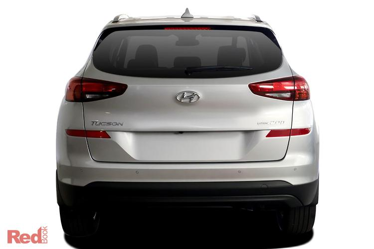 2020 Hyundai Tucson Active TL4 MY21 4X4 On Demand