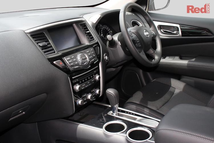 2019 Nissan Pathfinder ST+ R52 Series III MY19