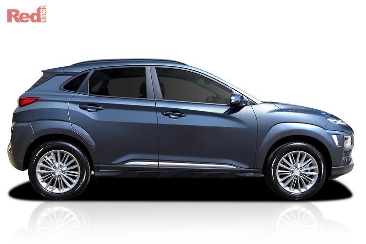 2019 Hyundai Kona Elite OS.3 MY20