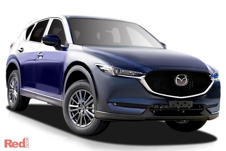 2019 Mazda CX-5 Maxx Sport KF Series 4X4 On Demand