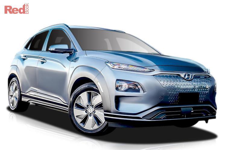 2019 Hyundai Kona Electric Highlander OS.3 MY19