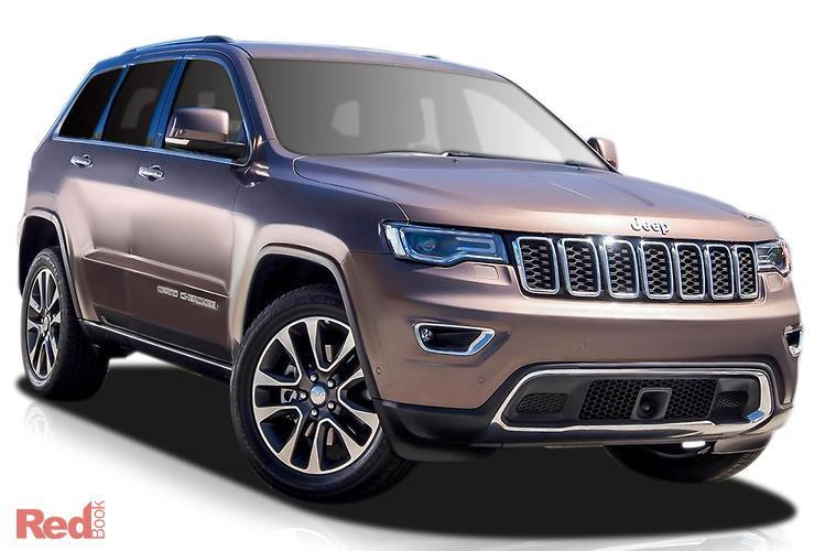 2018 Jeep Grand Cherokee Limited WK MY18 4X4 Dual Range