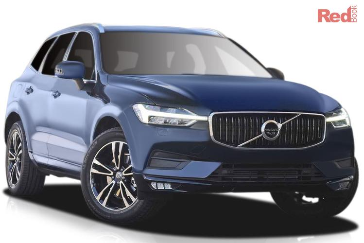 2018 Volvo XC60 D4 Momentum MY19 Four Wheel Drive MY19