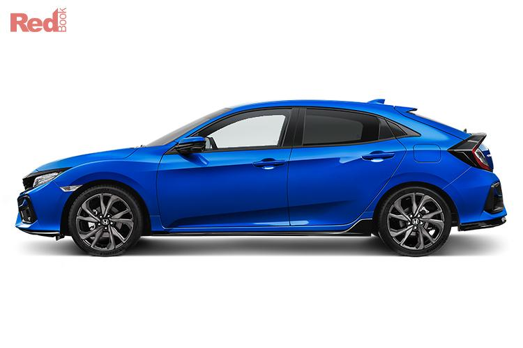 2019 Honda Civic RS 10TH GEN MY20