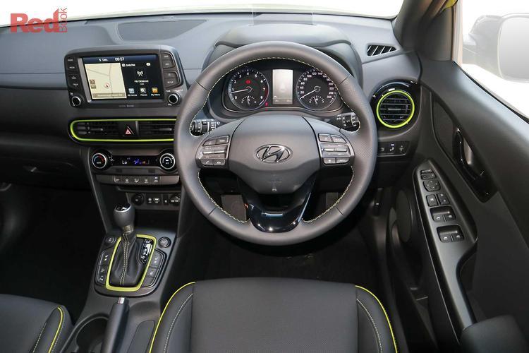 2020 Hyundai Kona Highlander OS.3 MY20 4X4 On Demand