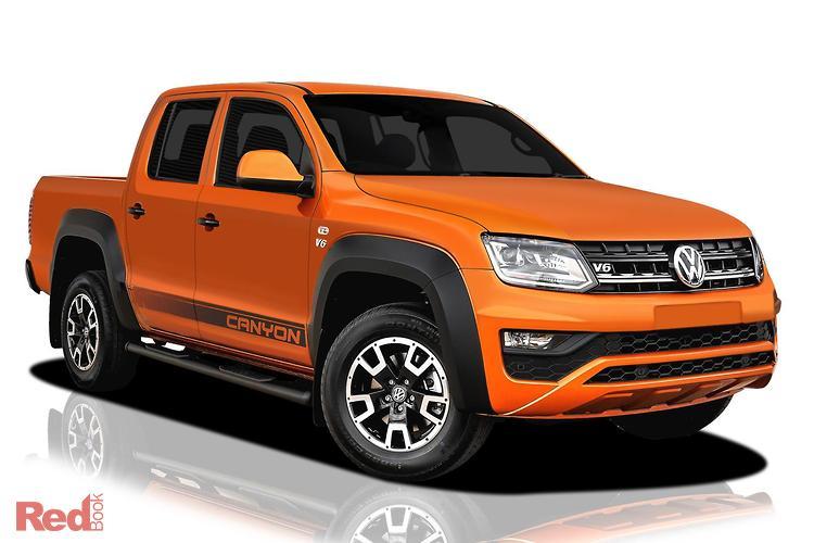2020 Volkswagen Amarok TDI550 Canyon 2H MY20 4X4 Constant