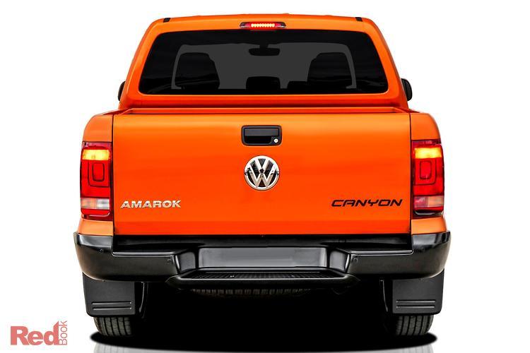 2020 Volkswagen Amarok TDI550 Canyon 2H MY20