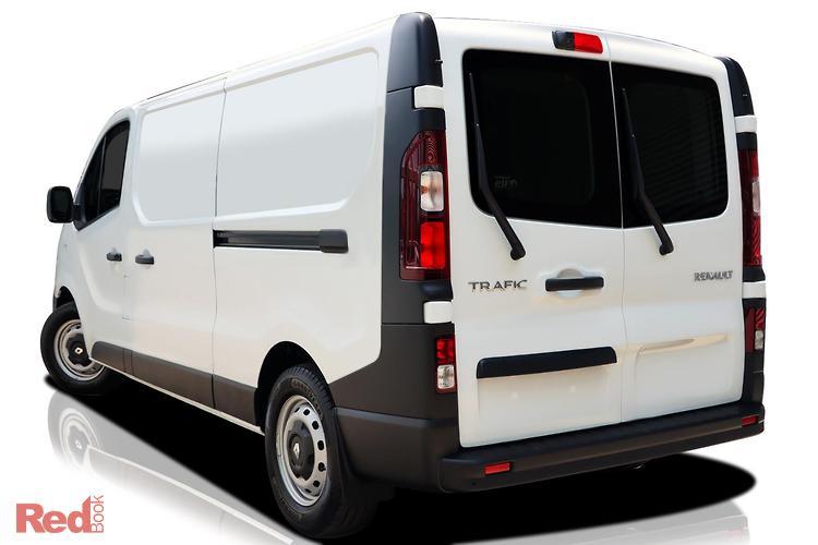 2021 Renault Trafic Premium 125KW X82