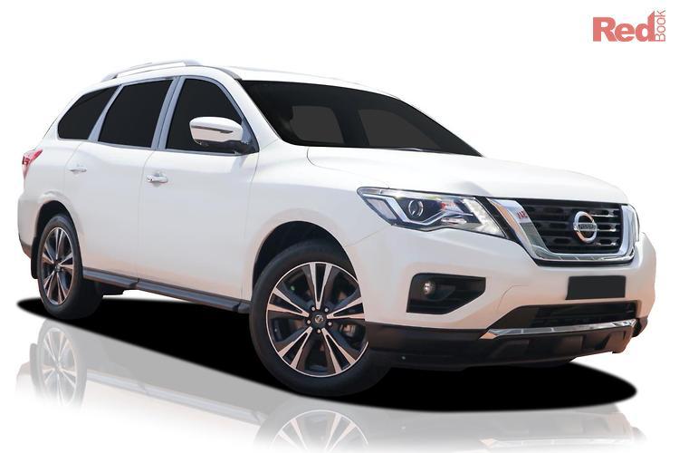 2019 Nissan Pathfinder TI R52 Series III MY19