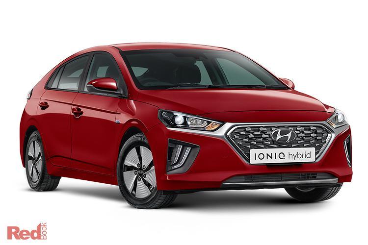 2019 Hyundai Ioniq Hybrid Elite AE.3 MY20