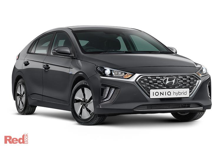 2020 Hyundai Ioniq Hybrid Elite AE.3 MY20