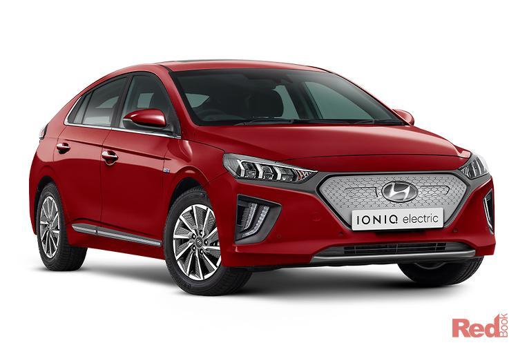 2019 Hyundai Ioniq Electric Premium AE.3 MY20