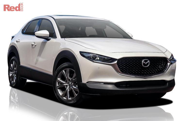 2019 Mazda CX-30 G25 Astina DM Series