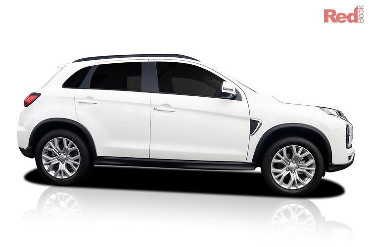 2020 Mitsubishi ASX LS XD MY20