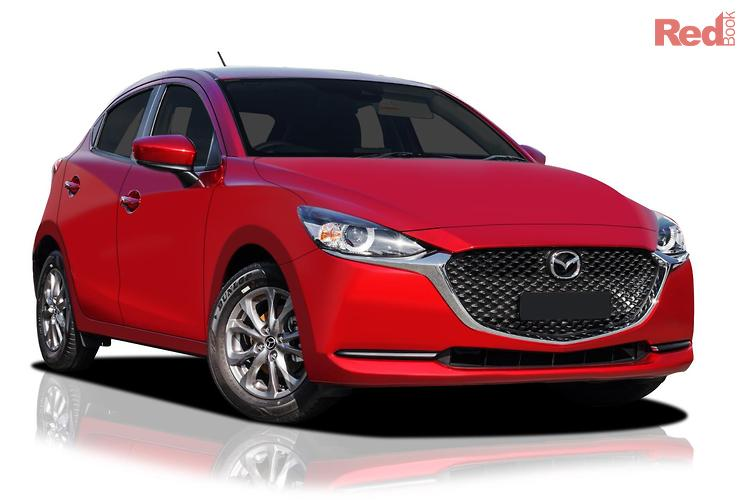2020 Mazda 2 G15 Pure DJ Series