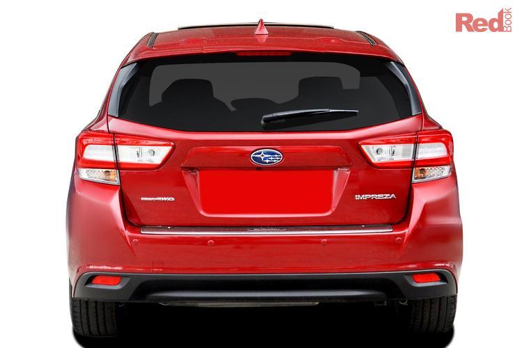 2019 Subaru Impreza 2.0I-S G5 MY19