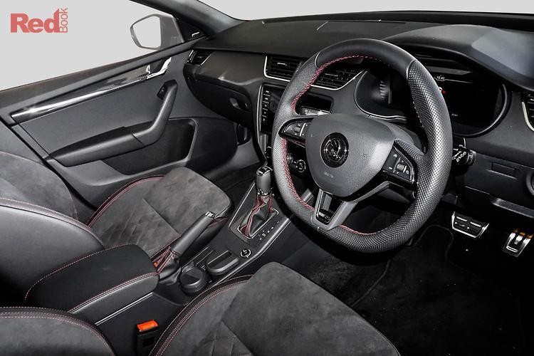 2019 Skoda Octavia RS 245 NE MY19