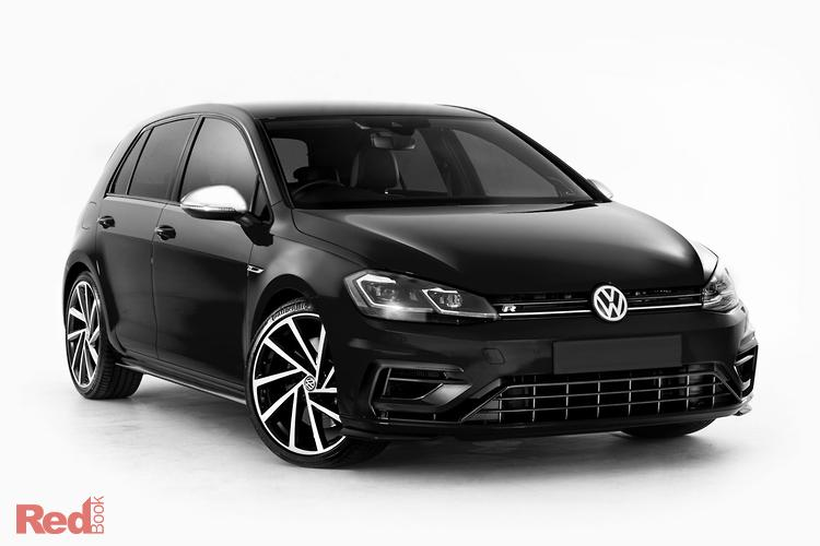 2019 Volkswagen Golf R 7.5 MY20 Four Wheel Drive