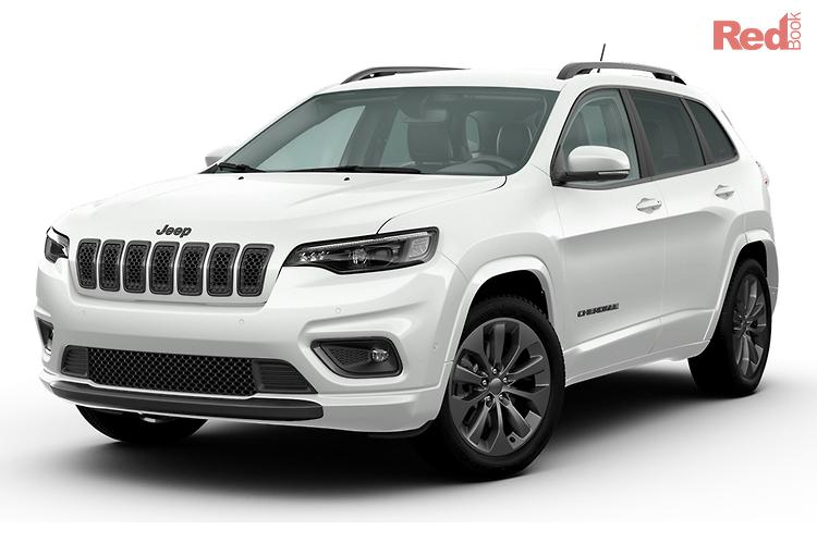 2020 Jeep Cherokee S-Limited KL MY21 4X4 On Demand