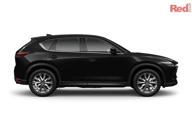 2020 Mazda CX-5 Akera KF Series 4X4 On Demand