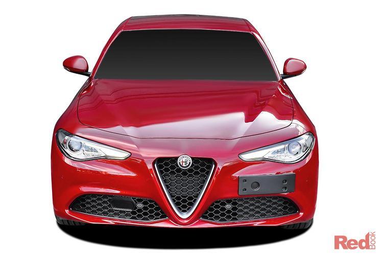 2019 Alfa Romeo Giulia MY19