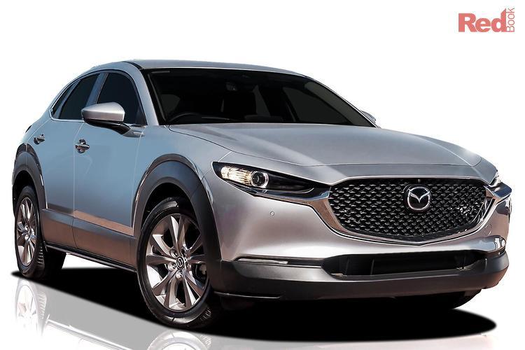 2020 Mazda CX-30 G20 Evolve DM Series