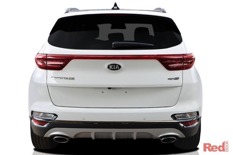 2020 KIA Sportage GT-Line QL MY20