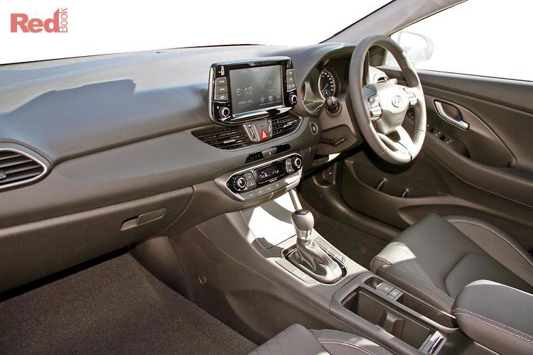 2020 Hyundai I30 Elite PD2 MY20